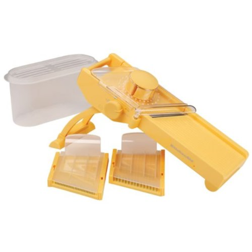 Kitchenaid Classic Mandoline Slicer  in Yellow Buttercup at Sears.com