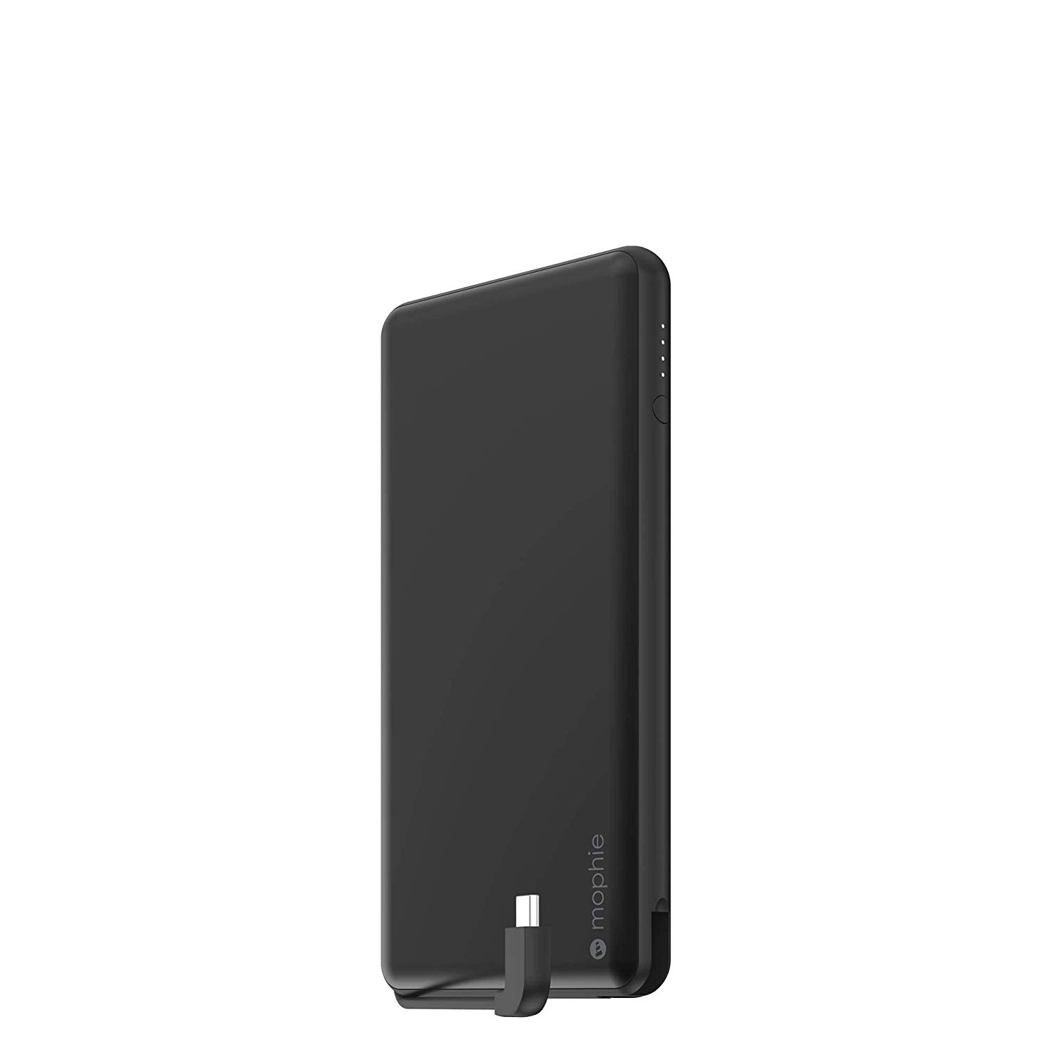 Mophie Powerstation External Battery Built In Usb C Cable Fast Charging Black Ebay Genuine mophie power reserve 1x portable mini usb smartphone powerbank charger. ebay