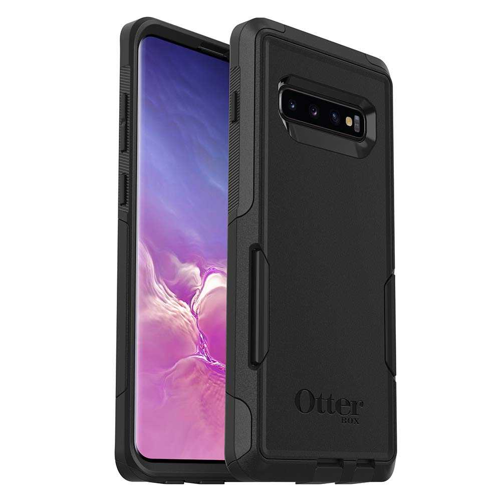 OtterBox Commuter Series Compact Case Protective Samsung Galaxy S10 Plus Black 660543493181  eBay